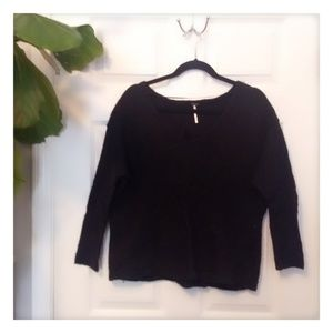 Free People M Wool Blend Sweater